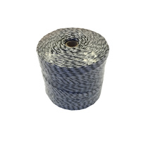 400m POLY WIRE for Electric Fencing - 3 Strands Fence Stainless Steel Strand Reel (WRT039