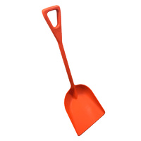 GRAIN SHOVEL Plastic 110cm Scoop Hay Food Handle Feed Produce Heavy Duty UV Wide
