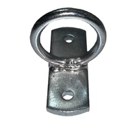 LATCH RING BACKING PLATE - Screw in/Weld on/Bolt on (LRB)