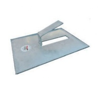 1x UNIVERSAL STAY JUMBO PLATE Hot Dipped Coating