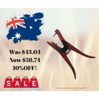 Australia Day Sale Anti Tear, Anti Bend, Flip Pin Ear Tag Applicator