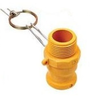 "1x 4"" NYLON NYGLASS CAMLOCK FITTING - TYPE F (CAM-F 4"") Couplings Groove Fitting"
